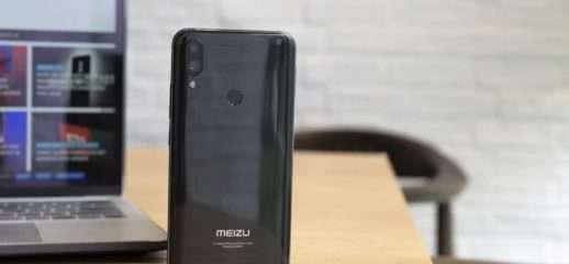 Ecco le prime immagini reali di Meizu Note 9
