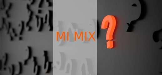 Xiaomi Mi Mix 4: un teaser ne suggerisce l'arrivo