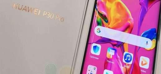 Huawei P30 Pro: nuove immagini prima del lancio