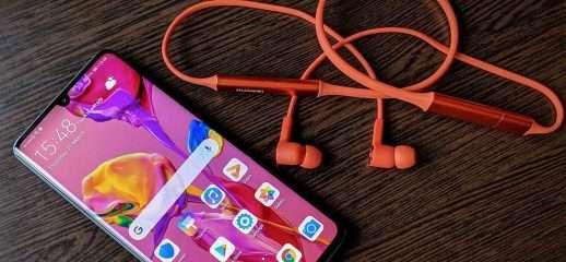 Huawei annuncia gli auricolari wireless Freelace