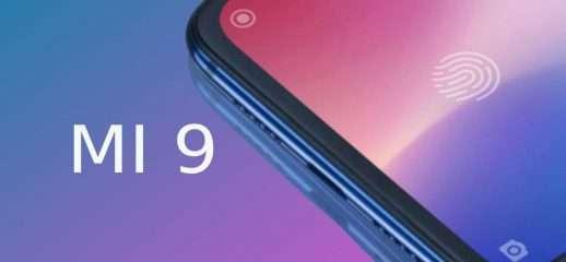 Xiaomi Mi 9: perfetti i test sul lettore FP