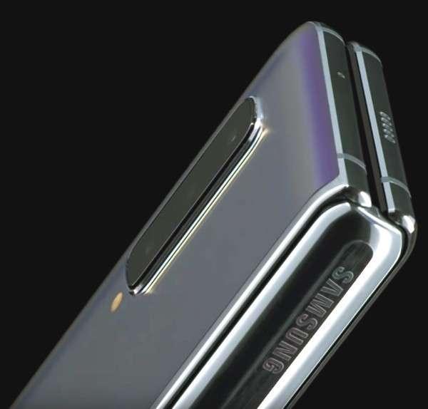 Samsung Fold chiuso