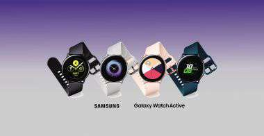 Samsung Galaxy Watch Active disponibile in Italia