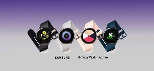 Samsung Galaxy Watch Active disponibile in Italia