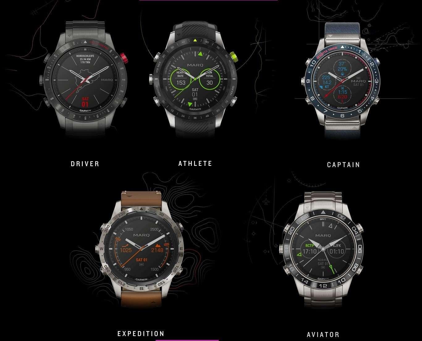 38b7274de69450 Per tutti i modelli Garmin garantisce 12 giorni di autonomia in modalità  smartwatch, 28 ore utilizzando il GPS e 48 ore con la modalità UltraTac GPS.