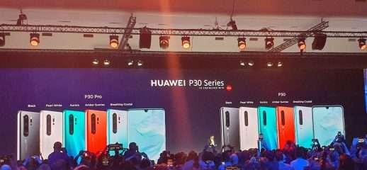 Huawei P30 e P30 Pro sono finalmente ufficiali!