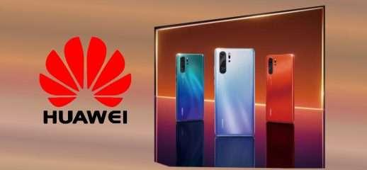 Huawei P30 Pro: le immagini pubblicitarie