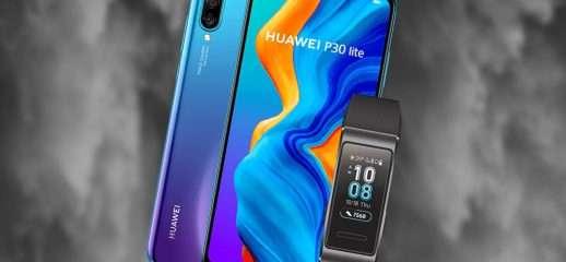 Huawei P30 Lite ufficiale, silenziosamente