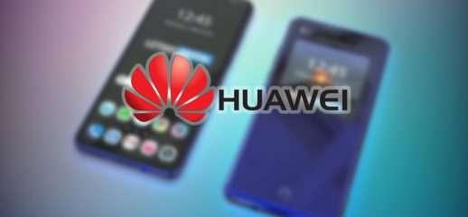 Huawei brevetta lo smartphone con due schermi