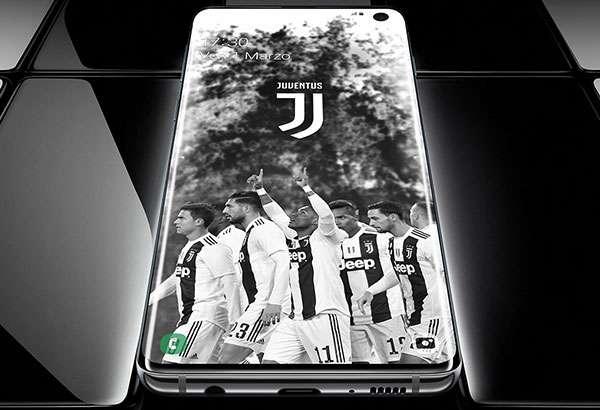 Samsung Galaxy S10 Juventus Special Edition
