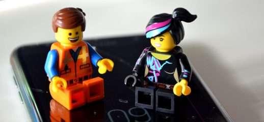 Lego Fold: pieghevole che non c'è, ma che ci piace