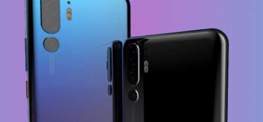 Huawei P30 Pro benchmark buoni, ma non eccellenti