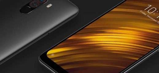Pocophone F2 con Snapdragon 855 e Android Q