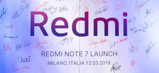 Xiaomi porta Redmi Note 7 in Italia
