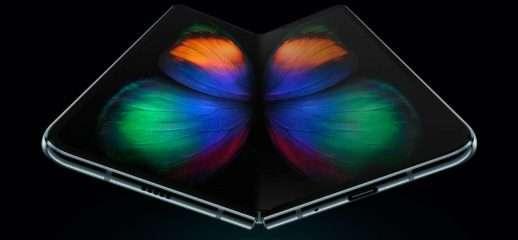 Samsung a lavoro su altri smartphone pieghevoli