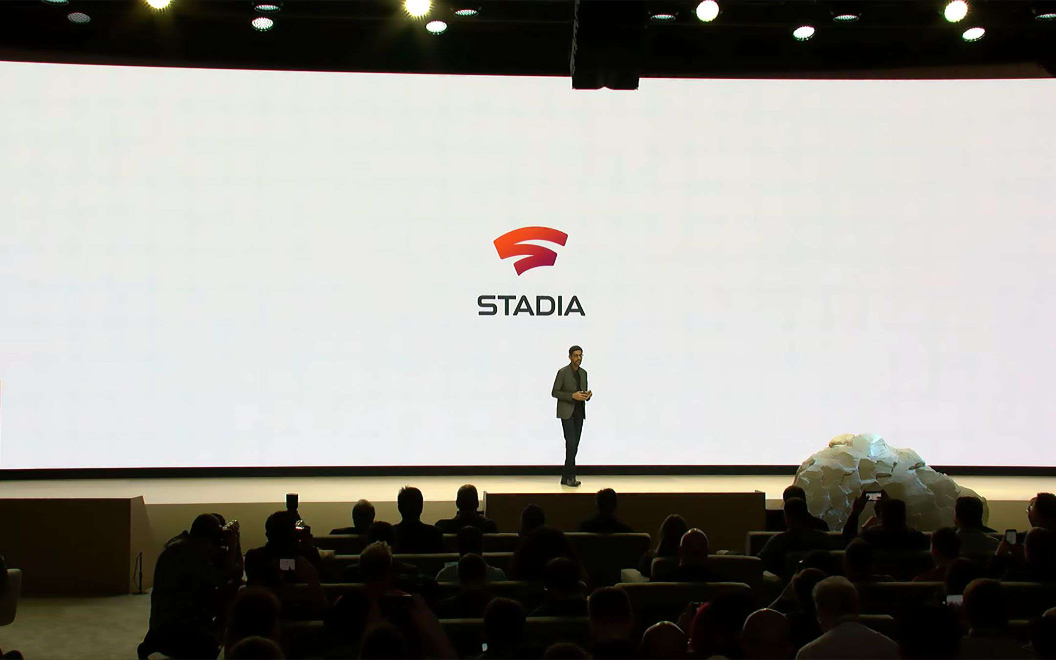 Google presenta Stadia per il cloud gaming