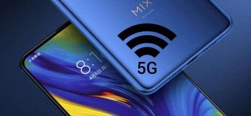 Xiaomi Mi MIX 3 5G con certificazione per l'Europa