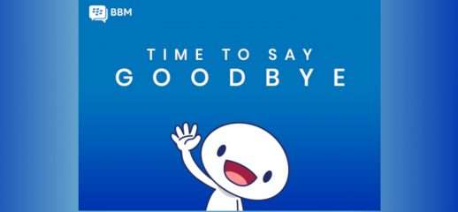 BBM: da fine maggio addio all'app di messaggistica