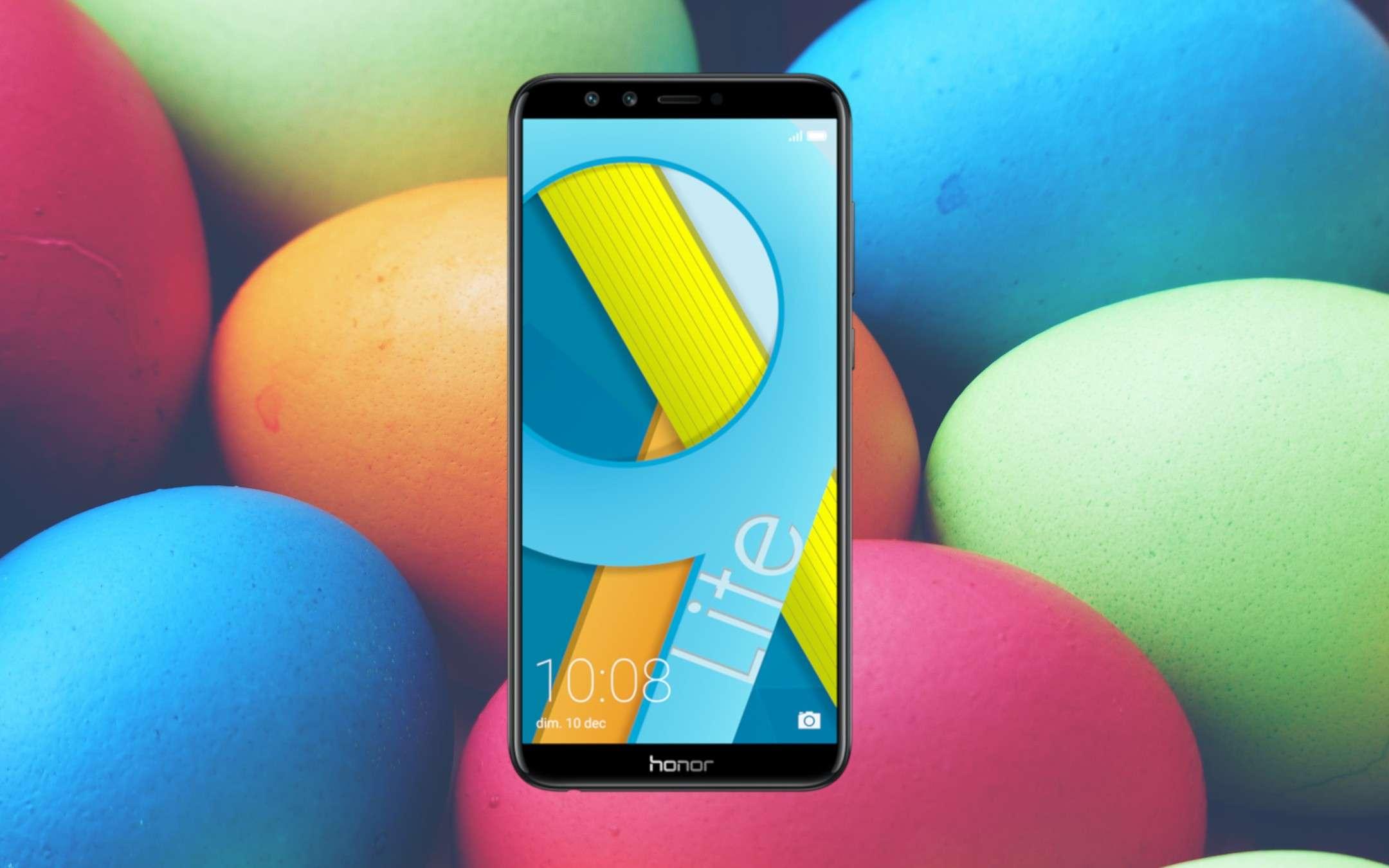 Honor 9 Lite: la grande promozione di Pasqua