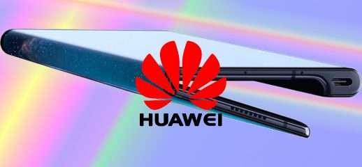 Huawei: metà dei flagship pieghevoli entro il 2021