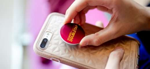 Huawei P Smart 2019 Double Tap: la terza tappa