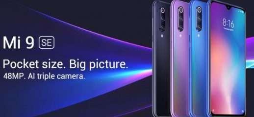 Xiaomi Mi 9 SE, la versione globale ci sarà