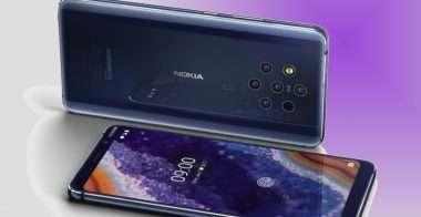 Nokia 9 PureView si sblocca con un chewing gum