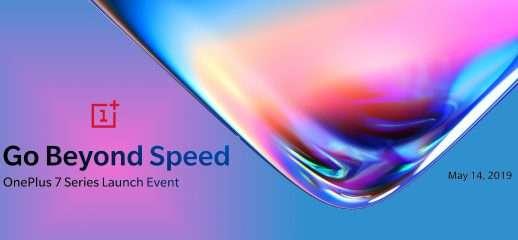 OnePlus 7 Series: eventi lancio dal 14 maggio