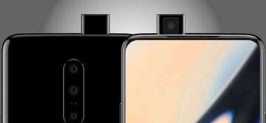 OnePlus 7: i dettagli della camera pop-up