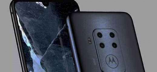 Motorola: leaks con smartphone a 4 fotocamere