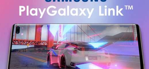 PlayGalaxy Link: il cloud gaming di Samsung