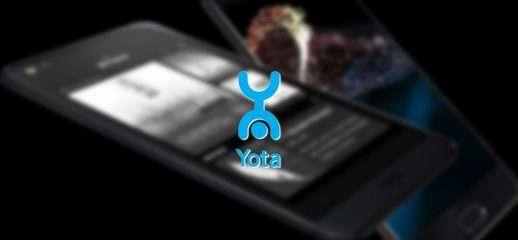 Yota chiude i battenti: è la fine degli YotaPhone