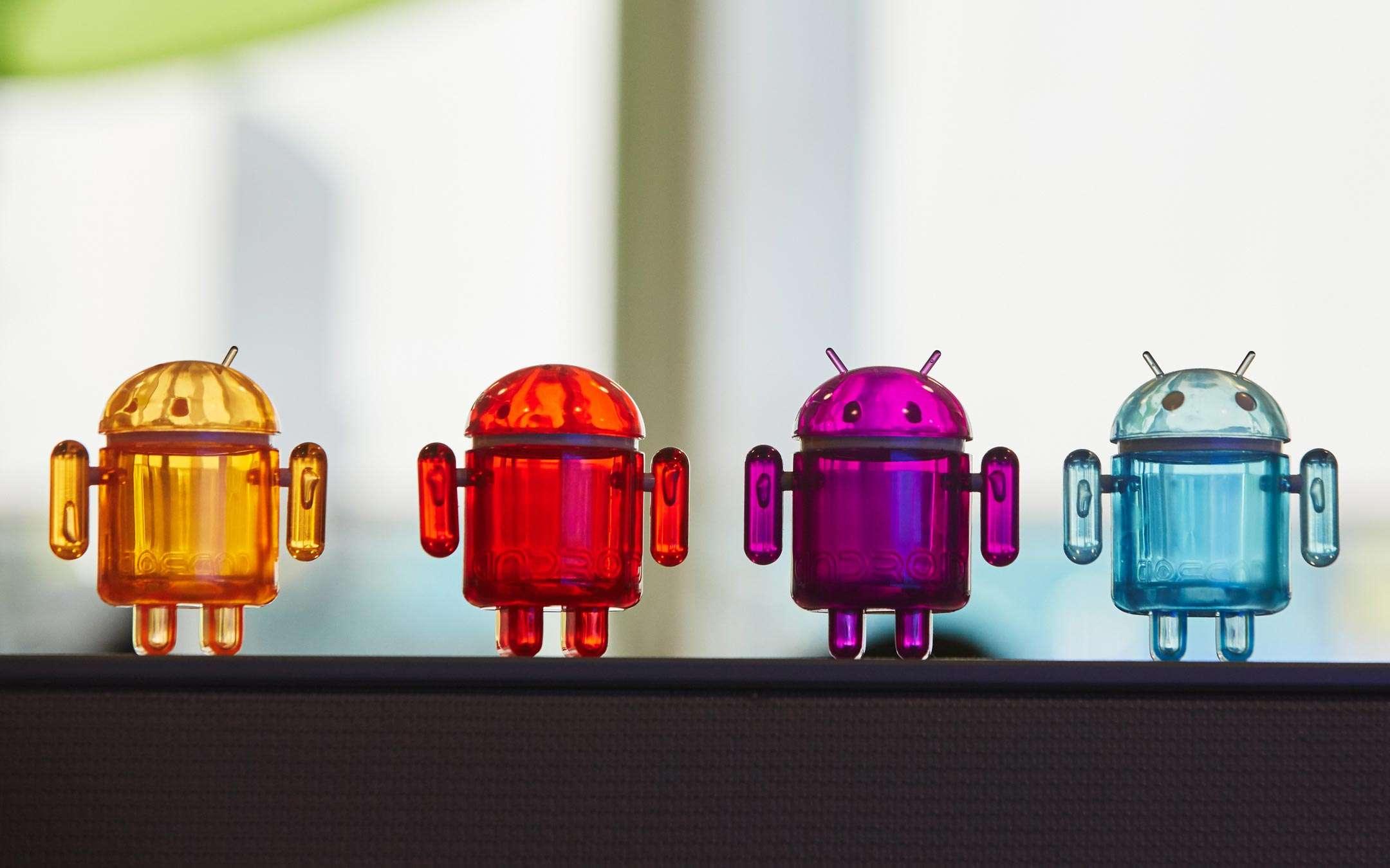 Android: libertà di scelta per ricerche e browser