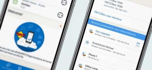 MyFRITZ!App, le novità per gli utenti iOS