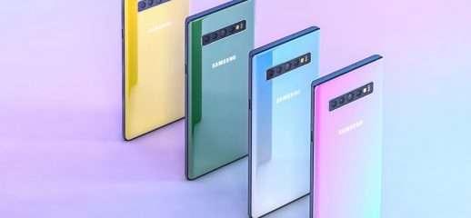 Samsung Galaxy Note 10 arriverà in ben 4 modelli