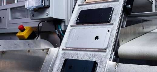 Apple punta su riciclo e recupero dei materiali