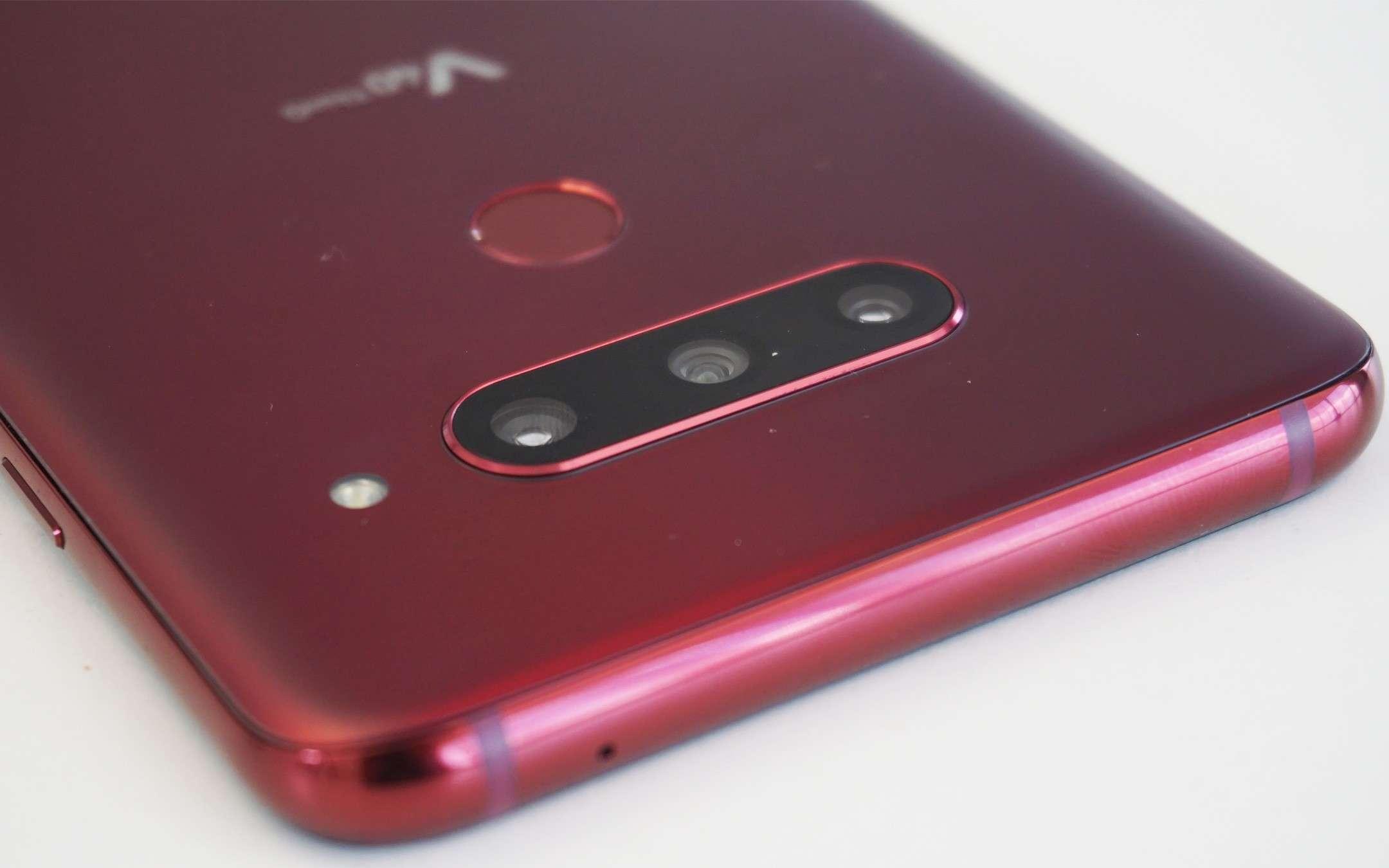LG V40 ThinQ: DxOMArk non premia la fotocamera