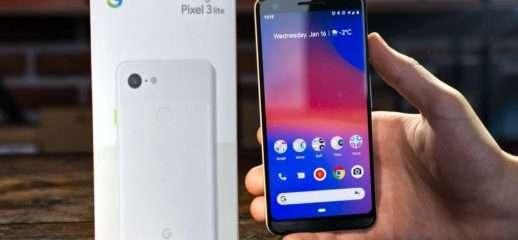 Google Pixel 3a e Pixel 3a XL: nuovi render