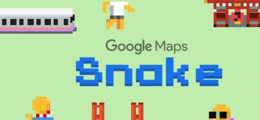 Google Maps: siete pronti a giocare a Snake?