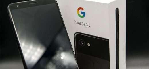 Google Pixel 3a XL, le nostre foto