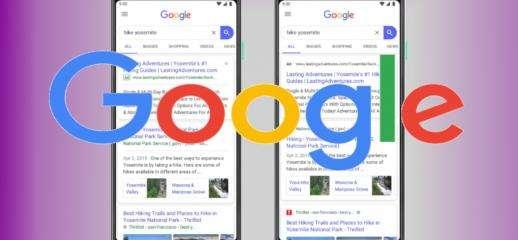 La ricerca mobile di Google cambia look e migliora