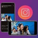 Instagram: arrivano i video orizzontali su IGTV