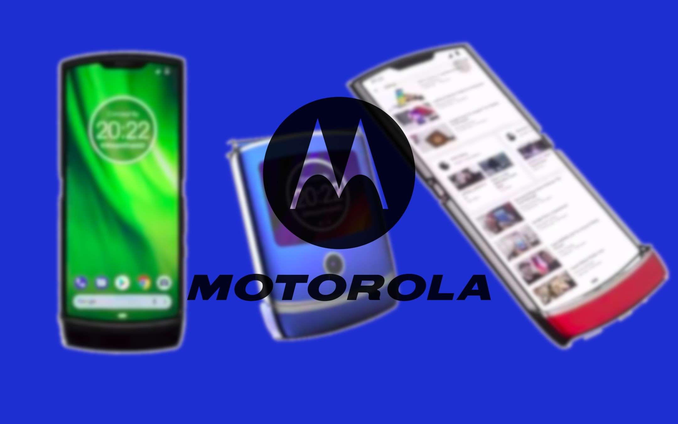 Motorola Moto RAZR 2019: il video concept
