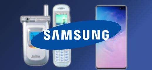Samsung: così si sono evoluti i camera phone