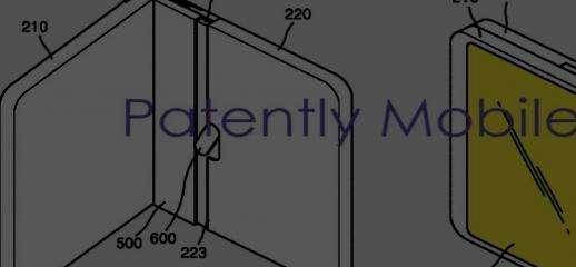 Galaxy Fold: nuovo brevetto depositato da Samsung