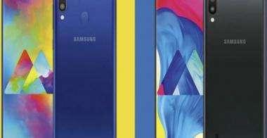 Android Pie 9 in arrivo su serie Samsung Galaxy M