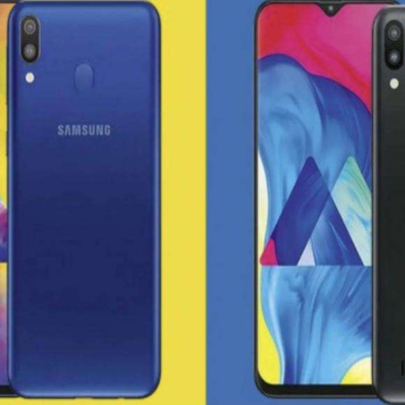 {Android Pie 9 in arrivo su serie Samsung Galaxy M