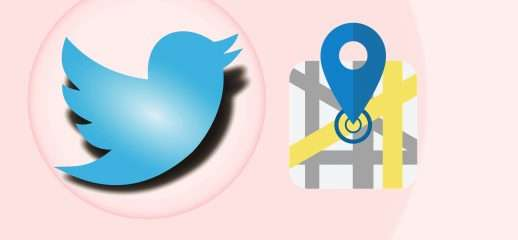 Twitter per iOS: posizioni condivise, per sbaglio