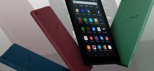 Amazon presenta il nuovo tablet Fire 7 con Alexa