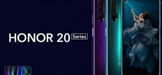 HONOR 20 e 20 Pro ufficiali: specifiche e prezzi